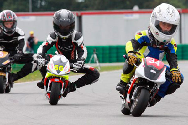 EC Mini Road racing MC Assen